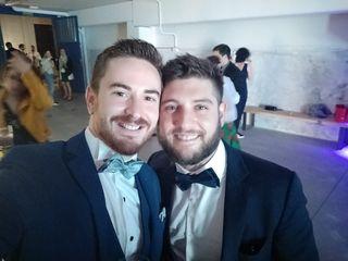 La boda de Oliver y Ana 2