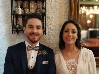 La boda de Oliver y Ana