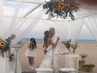 La boda de Silvia y Edu