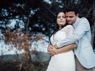 La boda de Naarah y Miguel