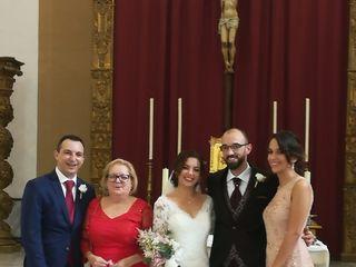 La boda de Irene   y Fran 1