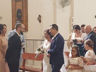 La boda de Irene   y Fran 2