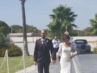 La boda de Irene   y Fran 3