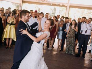 La boda de Cristina y Vicente