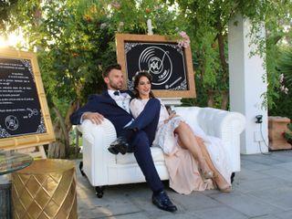 La boda de Victor y Almudena