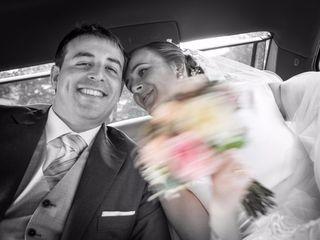La boda de Silvia y Zigor