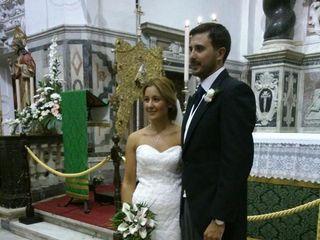 La boda de Carolina  y Juan Manuel  1