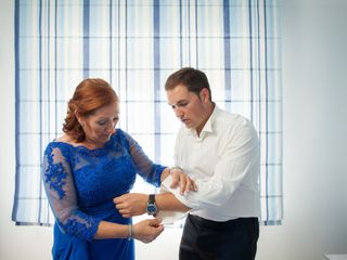 La boda de Leticia y Francisco Miguel 1