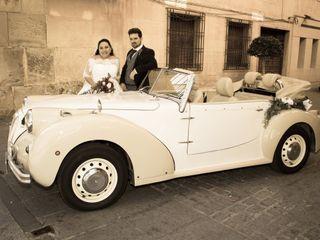 La boda de Teresa y Daniel