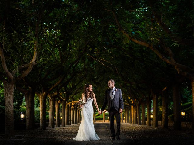 La boda de Rebeca y Diego