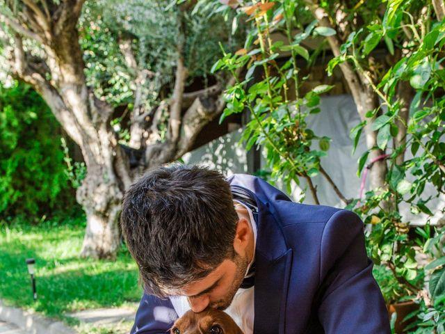 La boda de Tomi y Cristina en Arenas De San Pedro, Ávila 5