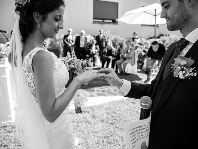La boda de Tomi y Cristina en Arenas De San Pedro, Ávila 10