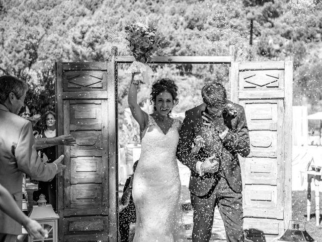 La boda de Cristina y Tomi