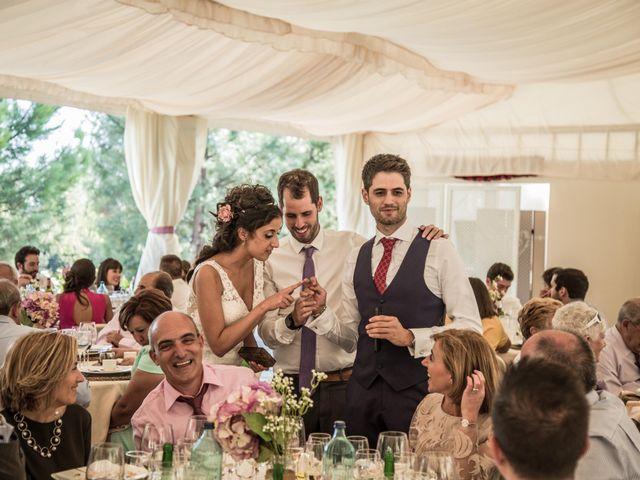 La boda de Tomi y Cristina en Arenas De San Pedro, Ávila 21