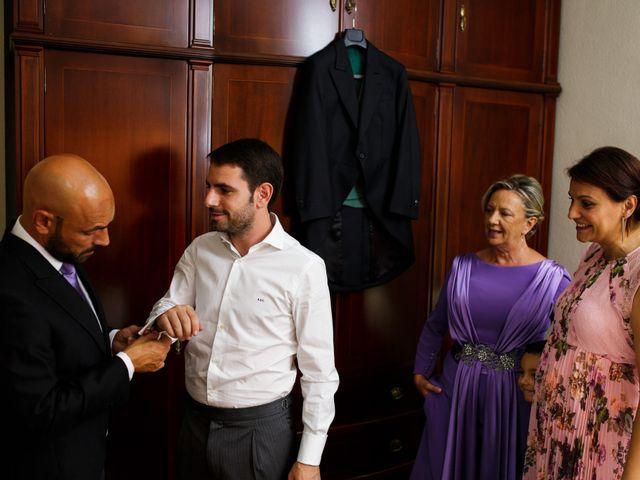 La boda de Alberto y Carmen en Zafra, Badajoz 9