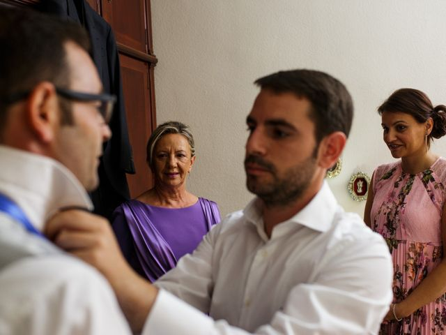 La boda de Alberto y Carmen en Zafra, Badajoz 11