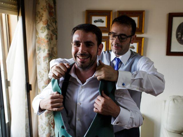 La boda de Alberto y Carmen en Zafra, Badajoz 14