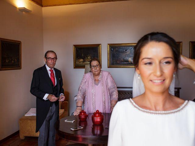 La boda de Alberto y Carmen en Zafra, Badajoz 35