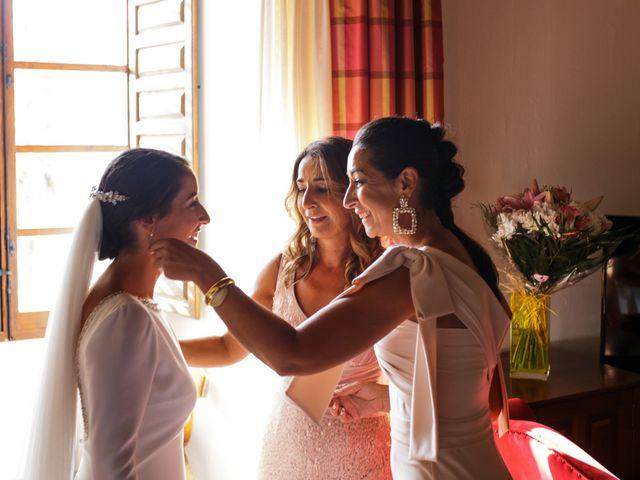 La boda de Alberto y Carmen en Zafra, Badajoz 40