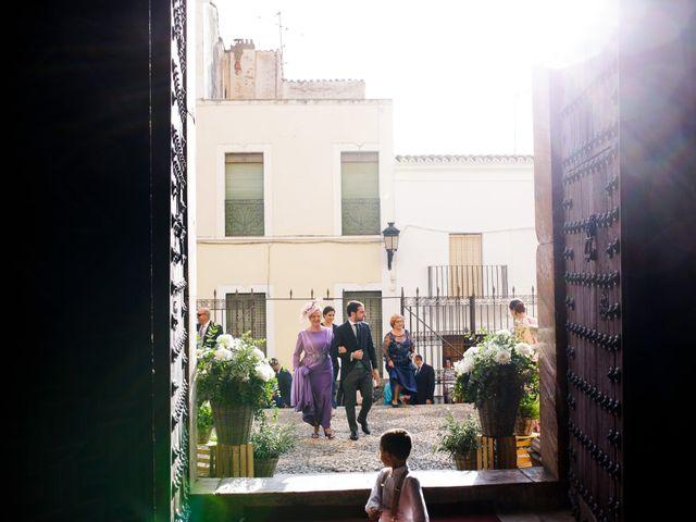 La boda de Alberto y Carmen en Zafra, Badajoz 43