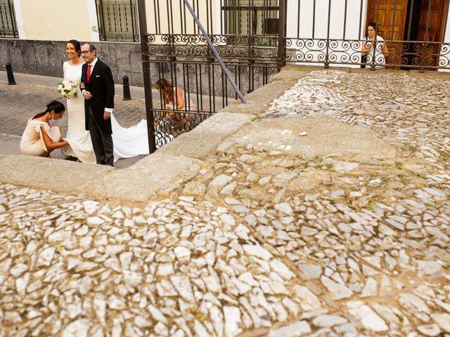 La boda de Alberto y Carmen en Zafra, Badajoz 46