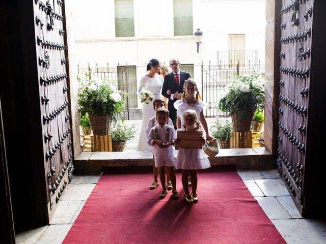 La boda de Alberto y Carmen en Zafra, Badajoz 47