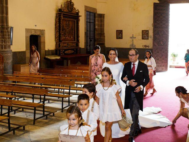 La boda de Alberto y Carmen en Zafra, Badajoz 48