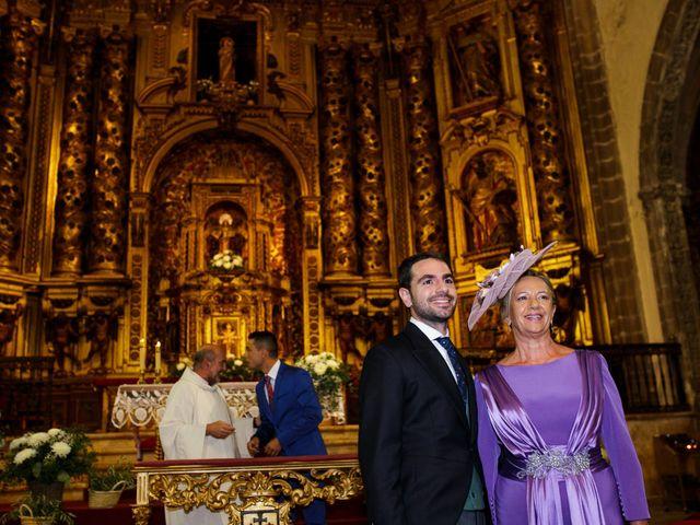La boda de Alberto y Carmen en Zafra, Badajoz 49