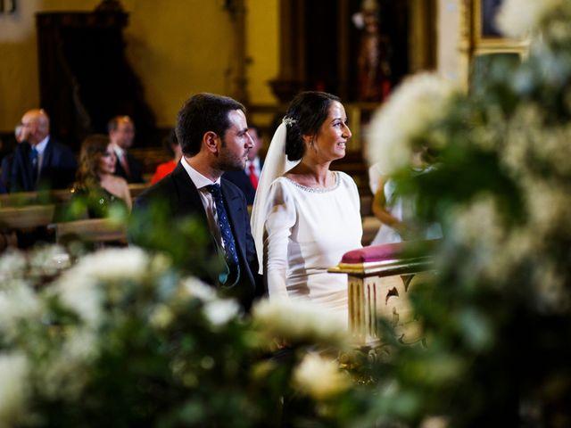 La boda de Alberto y Carmen en Zafra, Badajoz 50