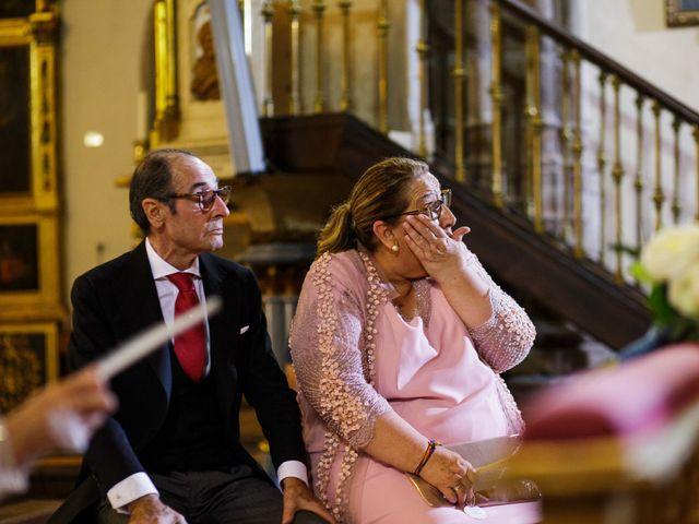 La boda de Alberto y Carmen en Zafra, Badajoz 51
