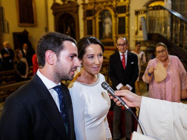 La boda de Alberto y Carmen en Zafra, Badajoz 52