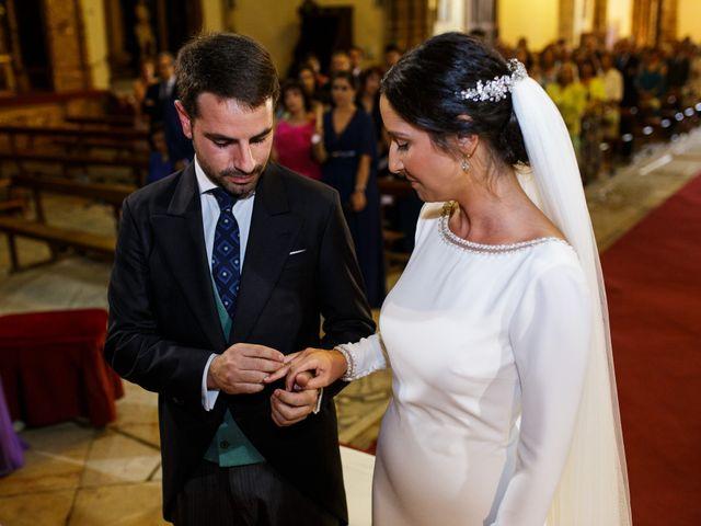 La boda de Alberto y Carmen en Zafra, Badajoz 54