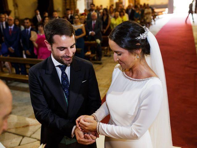 La boda de Alberto y Carmen en Zafra, Badajoz 56