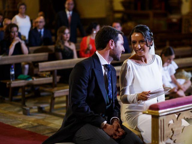 La boda de Alberto y Carmen en Zafra, Badajoz 58
