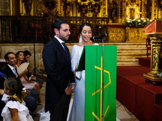 La boda de Alberto y Carmen en Zafra, Badajoz 59