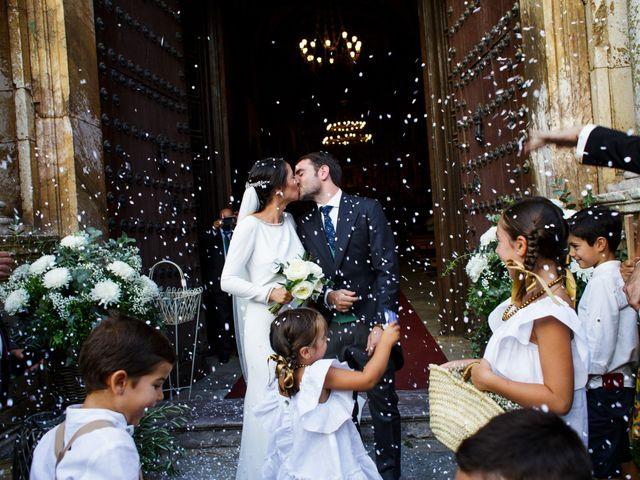 La boda de Alberto y Carmen en Zafra, Badajoz 60