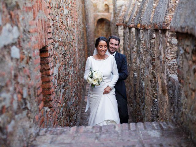 La boda de Alberto y Carmen en Zafra, Badajoz 62