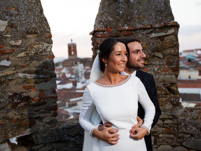 La boda de Alberto y Carmen en Zafra, Badajoz 63