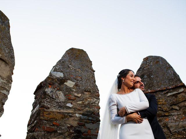 La boda de Alberto y Carmen en Zafra, Badajoz 1