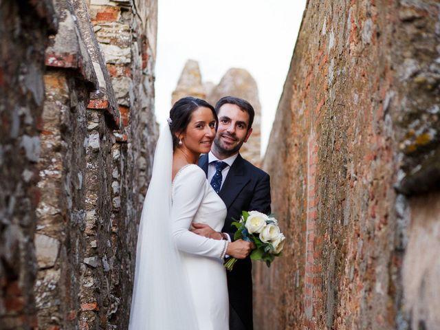 La boda de Alberto y Carmen en Zafra, Badajoz 64