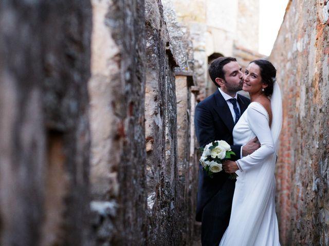 La boda de Alberto y Carmen en Zafra, Badajoz 65