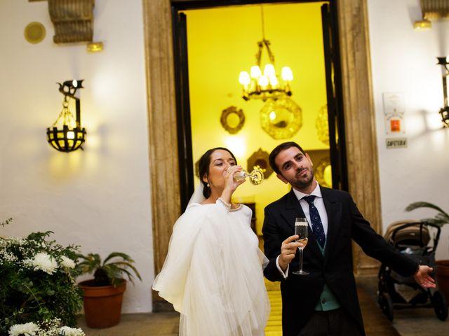 La boda de Alberto y Carmen en Zafra, Badajoz 67