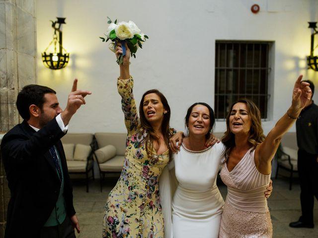 La boda de Alberto y Carmen en Zafra, Badajoz 69