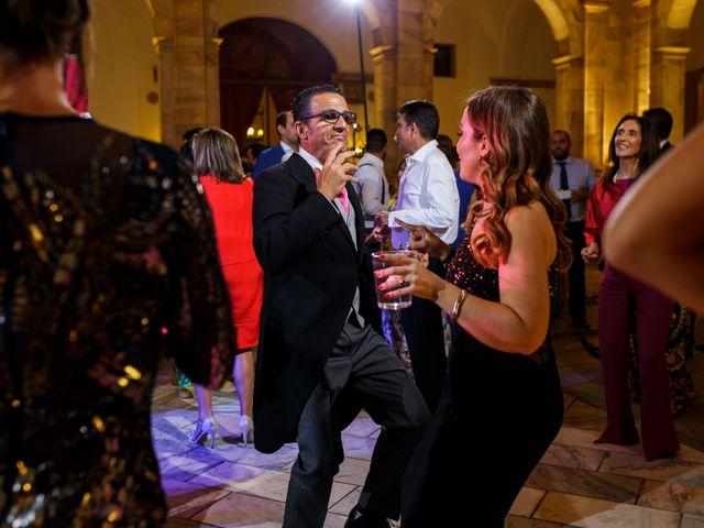 La boda de Alberto y Carmen en Zafra, Badajoz 70