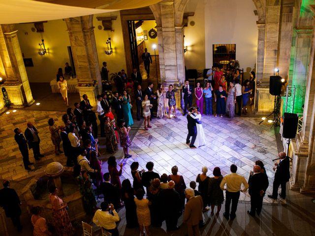 La boda de Alberto y Carmen en Zafra, Badajoz 72