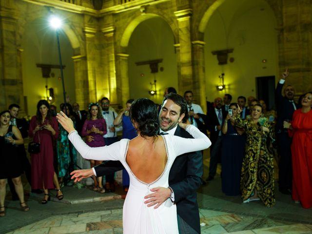 La boda de Alberto y Carmen en Zafra, Badajoz 73