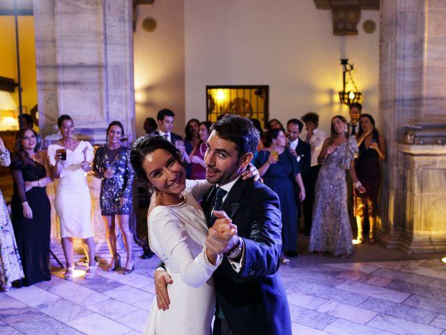 La boda de Alberto y Carmen en Zafra, Badajoz 75