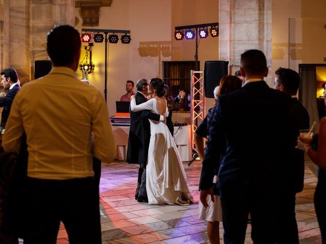 La boda de Alberto y Carmen en Zafra, Badajoz 80