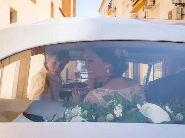La boda de Roberto y Tamara en La Rinconada, Sevilla 29