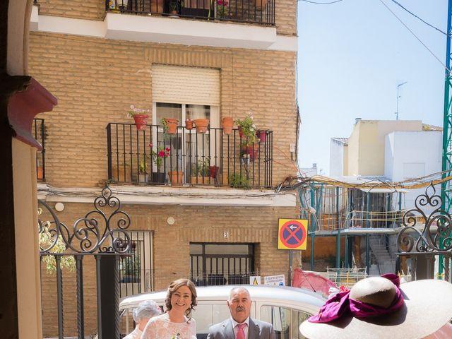 La boda de Roberto y Tamara en La Rinconada, Sevilla 30